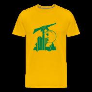 Camisetas ~ Camiseta premium hombre ~ Líbano libre