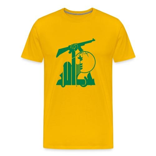 Líbano libre - Camiseta premium hombre
