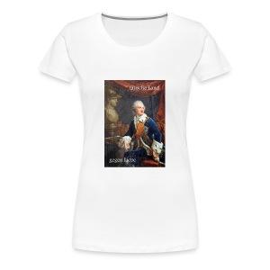 Markgraf Alexander - Frauen Premium T-Shirt