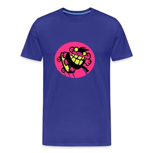 Urban Meeting - Men's Premium T-Shirt