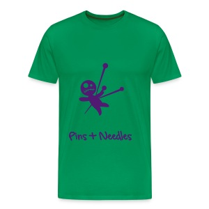 Voodoo doll Mens tshirt - Men's Premium T-Shirt