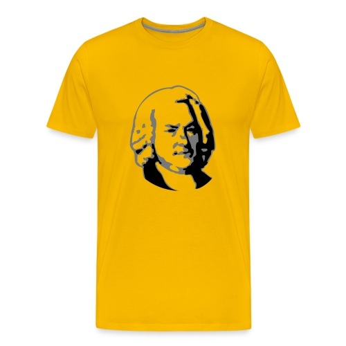 Bach - Camiseta premium hombre