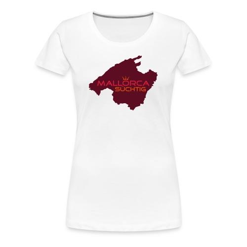 Girl*Shirt*Isla3 - Frauen Premium T-Shirt