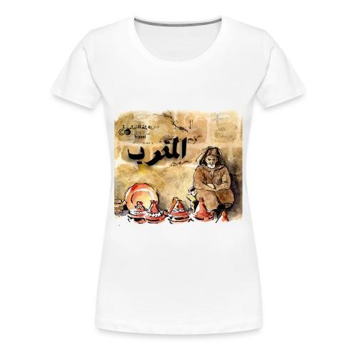 MAROC 2 - T-shirt Premium Femme