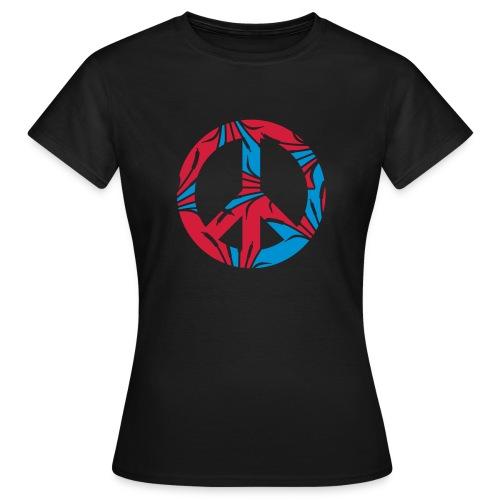 SYMBOLE  DE  PAIX - T-shirt Femme