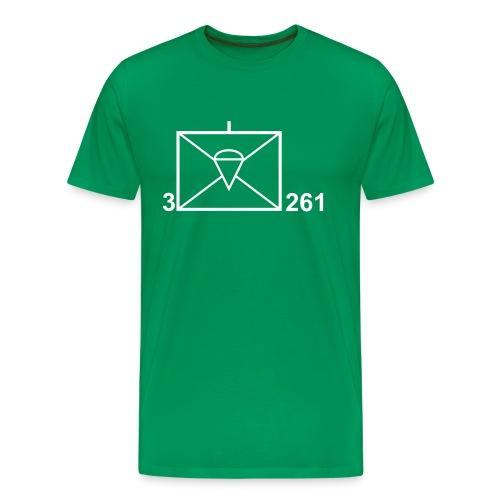Shirt Taktisches Zeichen - Männer Premium T-Shirt