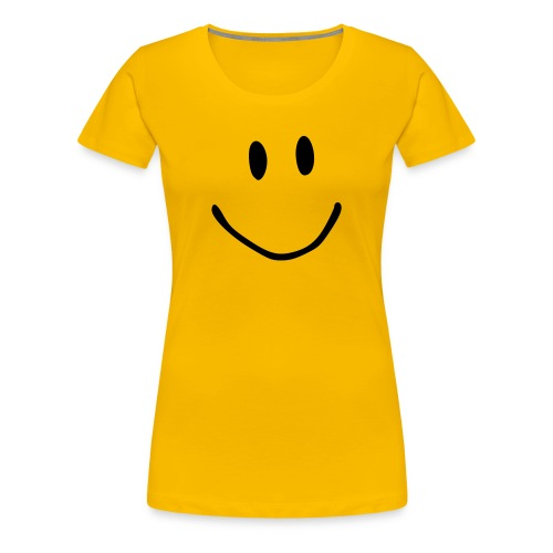 Smile! - Women's Premium T-Shirt
