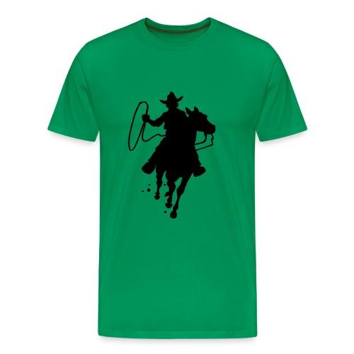 Fang mich - Männer Premium T-Shirt