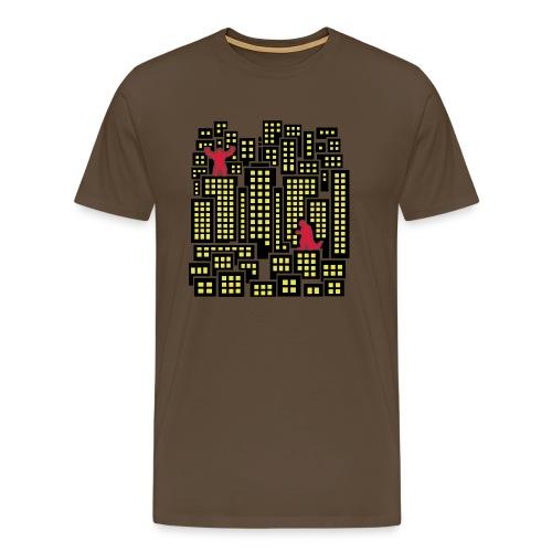 sushi - Mannen Premium T-shirt