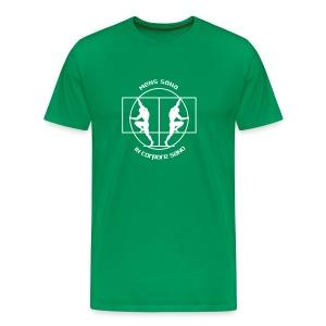 T-shirt Premium Homme - LDMT,Lafay,Lafay Athletics,la douceur mène à tout