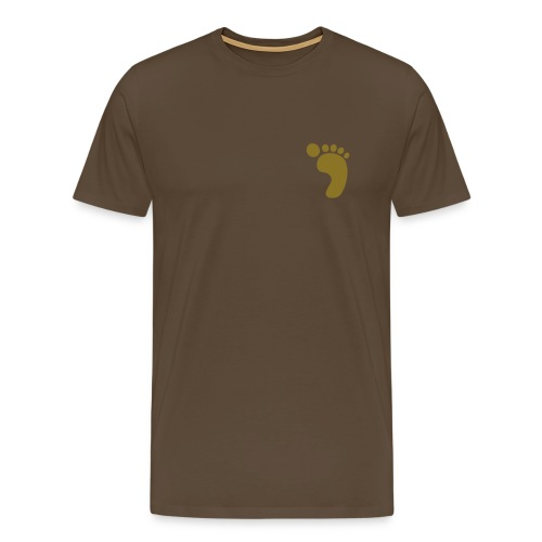 Baby-feet Luis Vutton edition - Men's Premium T-Shirt