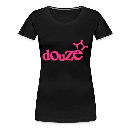 T-shirt Femme rose - T-shirt Premium Femme