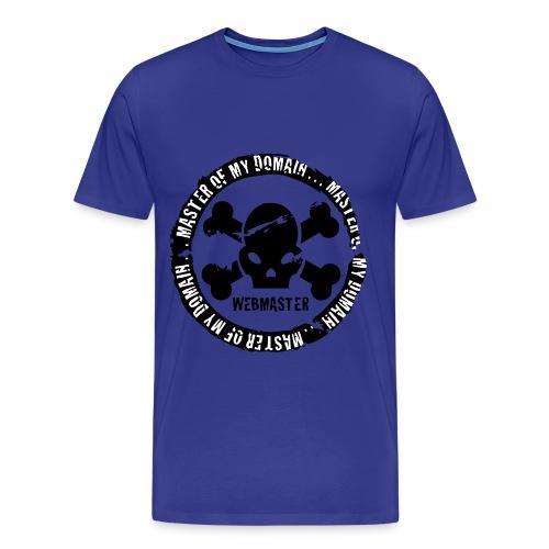 webmaster - T-shirt Premium Homme