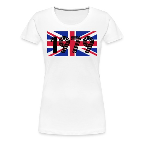 Old Skool Britain - Women's Premium T-Shirt