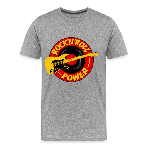 Rock'n'roll - T-shirt Premium Homme