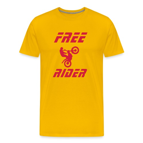 Motorcycle riders| T-shirts  bikers - T-shirt Premium Homme
