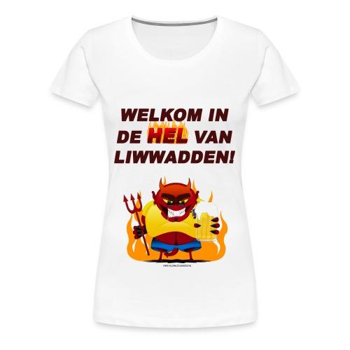 Vrouwen shirt - Vrouwen Premium T-shirt