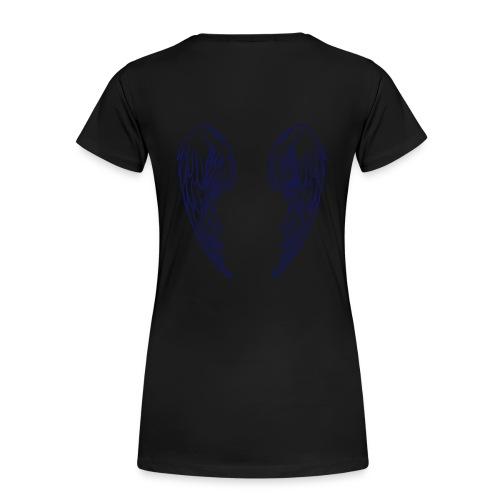 Angel Eyes - Women's Premium T-Shirt