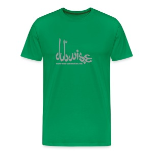 Classic T-shirt Arabic alphabet - Men's Premium T-Shirt