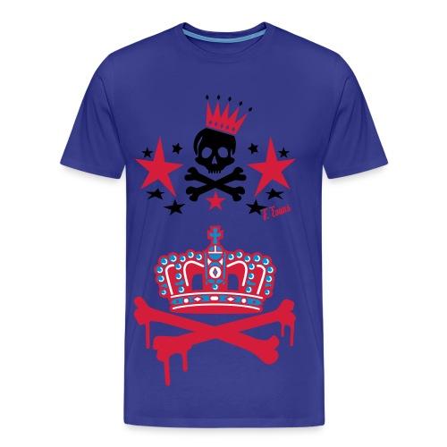 ROCKSTAR (BIKESH) - Herre premium T-shirt