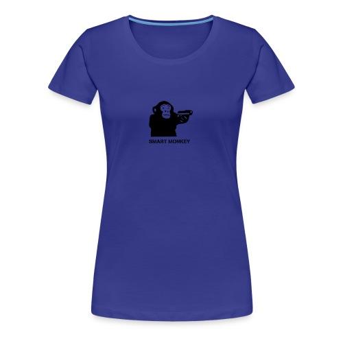 Monkey boy - Women's Premium T-Shirt