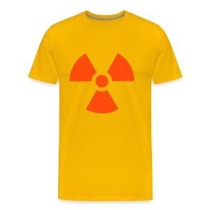 Atomic - Mannen Premium T-shirt