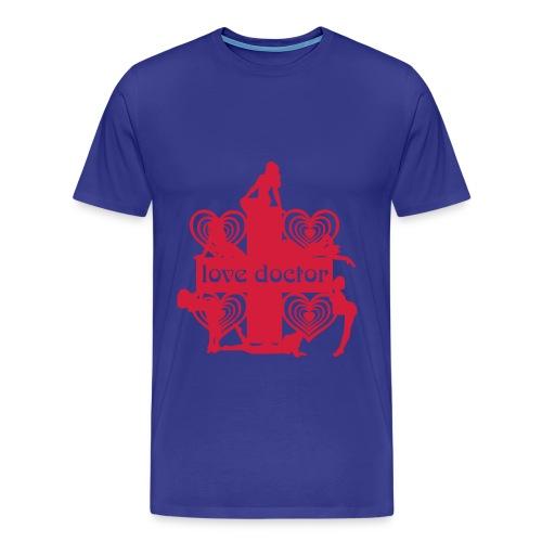 Docteur Love - T-shirt Premium Homme
