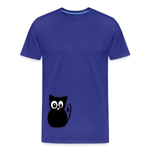 Liten kisse - Premium-T-shirt herr