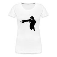 T-Shirts ~ Women's Premium T-Shirt ~ They Call Her One Eye