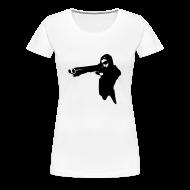 T-Shirts ~ Women's Premium T-Shirt ~ They Call Her One Eye