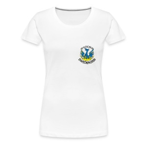 SWEDEN girls' shirt - Women's Premium T-Shirt
