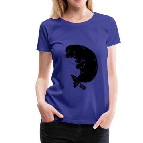 Beatrice Barth Riesenseekuh - Frauen Premium T-Shirt