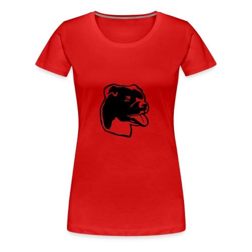 staffi - Naisten premium t-paita