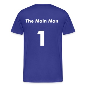 The Main Man - Men's Premium T-Shirt