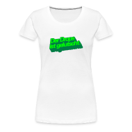 T-Shirts ~ Frauen Premium T-Shirt ~ Der Drops ist gelutscht