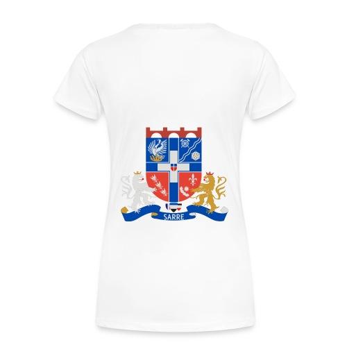 SoA T-Shirt Weiss - Frauen Premium T-Shirt