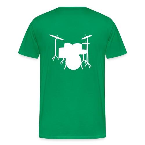 smileface2 - Premium T-skjorte for menn