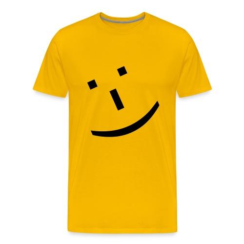 Hello - Premium T-skjorte for menn