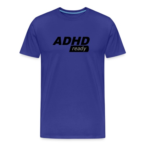 ADHD - Premium T-skjorte for menn