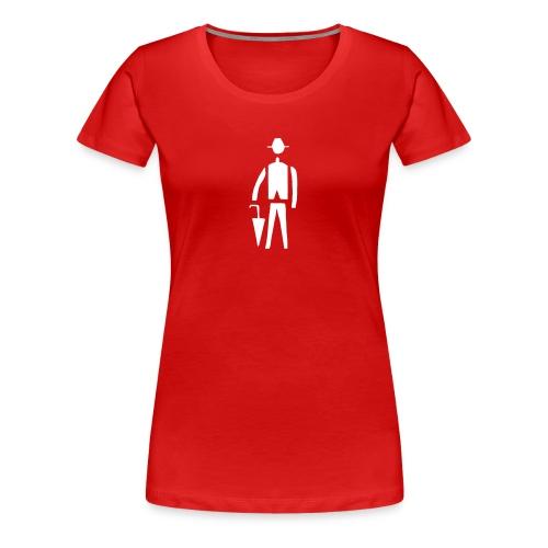 Man - Women's Premium T-Shirt