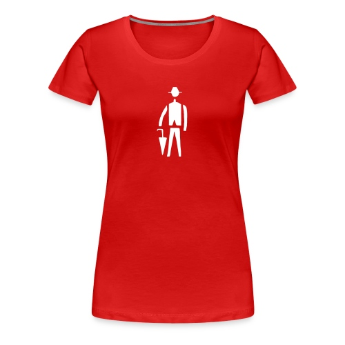 Man - Women's Premium T-Shirt