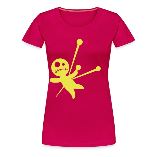 Voodoo Child Blush Tee - Women's Premium T-Shirt