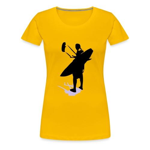 nina - Frauen Premium T-Shirt