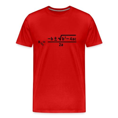 Moeilijk Moeilijk - Mannen Premium T-shirt