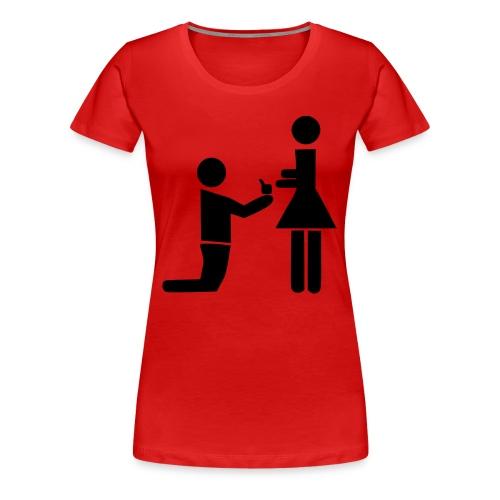 Please - Maglietta Premium da donna