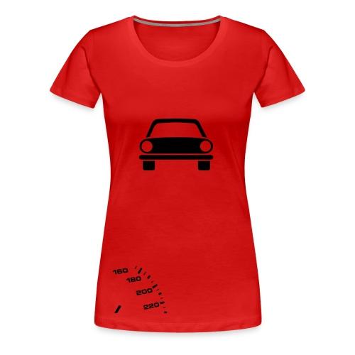Speed Racer - Women's Premium T-Shirt