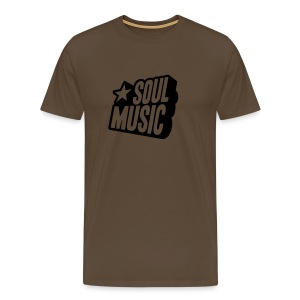Soul Music - Men's Premium T-Shirt
