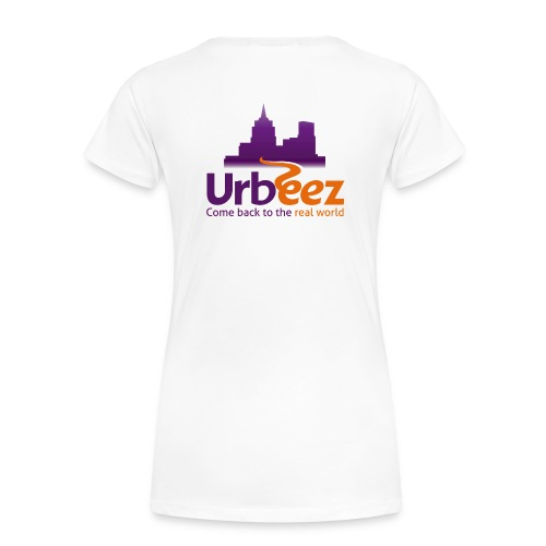 T-Shirt Femme Urbeez avec Pseudo - T-shirt Premium Femme