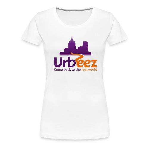 T-Shirt Femme Urbeez - T-shirt Premium Femme
