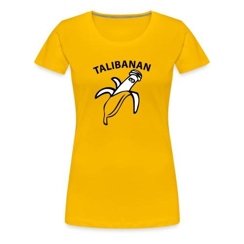 Talibanan (Dame) - Premium T-skjorte for kvinner